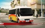 Fuso Rosa – dòng xe bus huyền thoại của Mitsubishi Fuso tự tin lăn bánh khắp các nẻo đường Việt
