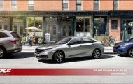 Honda Civic 2019 chính thức ra mắt thị trường Việt, giá từ 729 triệu đồng
