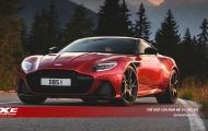 Khách hàng Việt có thể chính thức đặt hàng siêu phẩm Aston Martin DBS Superleggera