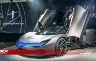 Pininfarina chính thức trình làng siêu xe điện 2 triệu đô, công suất khủng gần 2000 mã lực