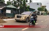 Xế siêu sang Rolls-Royce Phantom 'tứ quý 6' 'làm dâu' Quảng Ninh