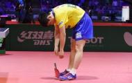 'Thần đồng' bóng bàn chết lặng sau thất bại tại giải vô địch thế giới