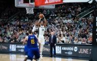 Căng thẳng giữa Spurs và Nuggets được đẩy lên cao trào sau game 6