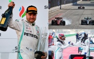 Bottas giúp Mercedes thắng tuyệt đối ở Azerbaijan