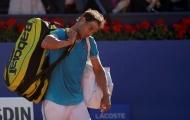 Uy quyền của Vua đất nện Rafael Nadal đang dần biến mất