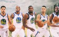The Hampsons Five tái xuất, Warriors nhọc nhằn hạ Rockets