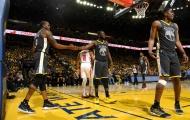 Chạm đỉnh thăng hoa, Warriors dành lợi thế lớn trước Rockets