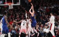 Nuggets vs Blazers tạo nên trận đấu lịch sử ở vòng playoff