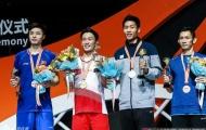 Tiến Minh tự nhận may mắn sau chiến tích tại giải cầu lông châu Á