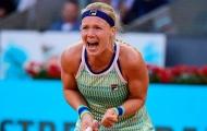 Đánh bại Simona Halep, Kiki Bertens lần đầu vô địch Madrid Masters