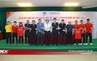 Honda Việt Nam chính thức trở thành nhà tài trợ chính cho các Đội tuyển Bóng đá Quốc gia Việt Nam