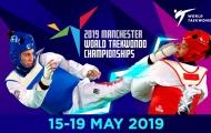 Hàn Quốc và Mexico thay nhau tranh huy chương, Việt Nam trắng tay tại ngày đầu tiên Giải Vô địch Taekwondo Thế giới 2019