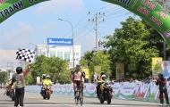 Chặng 2 tour xe đạp Toàn quốc về nông thôn 2019: Màn solo thành công của tay đua khách mời