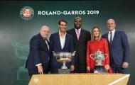 Nadal chung nhánh Federer tại Pháp mở rộng 2019