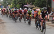 Kết thúc Tour xe đạp toàn quốc về nông thôn: Thứ hạng không thay đổi sau chặng đua tốc độ cao