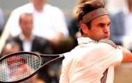Roger Federer thẳng tiến vào vòng 3 Roland Garros 2019