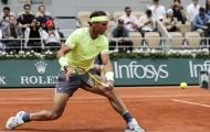 Tay vợt ngoài top 100 gây sốc với 2 break trước Rafael Nadal ở Roland Garros