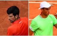 Ngày 5 Roland Garros: Djokovic thể hiện đẳng cấp, tay vợt gốc Việt tiếp tục thăng hoa