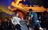 Võ sư Vịnh Xuân thách đấu nhà vô địch taekwondo Trương Long