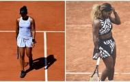 Vòng 3 đơn nữ Roland Garros: 2 cú sốc chấn động trong 1 ngày