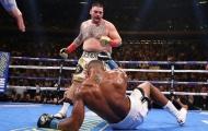 """""""Hòn đá tảng Mexico"""" gây sốc khi hạ KO """"Quyền vương"""" Anthony Joshua"""