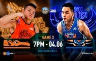 VBA Game 3: Danang Dragons vs Hanoi Buffaloes - Tái lập chiến tích