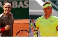 Roland Garros 2019: Bán kết trong mơ giữa Nadal và Federer, thêm cú sốc ở nội dung nữ