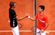 Bản lĩnh lên tiếng, Novak Djokovic vào bán kết Roland Garros