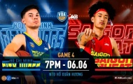 VBA 2019: Hochiminh City Wings vs Saigon Heat - Derby dậy sóng