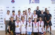 10 cầu thủ trẻ đại diện Việt Nam tham dự Giải Vô Địch Thế Giới Jr.NBA – Châu Á Thái Bình Dương
