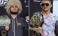 Chính thức: Khabib Nurmagomedov đối đầu Dustin Poirier tại UFC 242