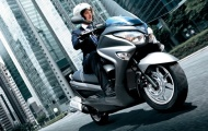 Suzuki triệu hồi mẫu xe tay ga Burgman 200 do lỗi hộp số CVT