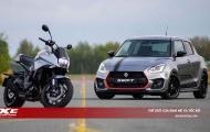 Chào đón Suzuki Swift Sport Katana phiên bản giới hạn chỉ được sản xuất 30 chiếc