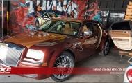 Chrysler biến thành Rolls-Royce Phantom sang chảnh sau khi qua tay xưởng độ Wit Tuning