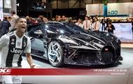 Cristiano Ronaldo chi 19 triệu đô tậu siêu phẩm Bugatti La Voiture Noire?