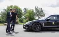 Dòng xe điện Porsche Taycan bước vào giai đoạn thử nghiệm cuối cùng