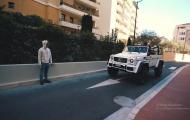 Jon Olsson tiếp tục tạo ra 'quái vật' hoang dã mới: Mercedes G500 4×4² 'Safari' Convertible 850 mã lực