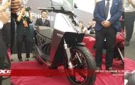 Lộ diện xe máy điện mới của Vinfast sở hữu thiết kế góc cạnh,mạnh mẽ hơn