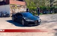 Phát hiện 'quái vật' Darth Vader Bugatti Divo trên phố