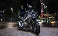 Phiên bản mới mẫu xe Naked Honda CB500F ra mắt thị trường Việt, giá 179 triệu đồng