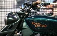 Royal Enfield rục rịch chuẩn bị ra mắt Royal Enfield Meteor: mô tô kiểu dáng Bobber hoàn toàn mới