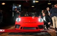 Đại lý Porsche châu Âu chính thức nhận cọc 911 Speedster 2019, chốt giá từ 7 tỷ đồng tại Đức