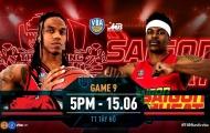 VBA 2019 Game 9: Thang Long Warriors vs Saigon Heat - Hướng đến ngôi đầu
