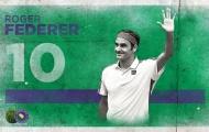 Hủy diệt David Goffin trong ván 2, Federer lần thứ 10 vô địch Halle Open