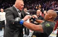 """Daniel Cormier: """"Brock Lesnar rất khôn ngoan khi không đối đầu tôi"""""""