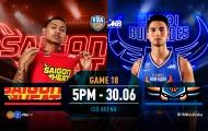 VBA 2019 Game 18: Saigon Heat vs Hanoi Buffaloes - Nắm bắt thời cơ