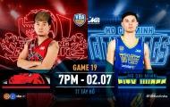 VBA 2019 Game 19: Thang Long Warriors vs Hochiminh City Wings - Quyết tâm cạnh tranh