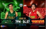 VBA 2019 Game 20: Cantho Catfish vs Saigon Heat - Đọ tài 'bắn phá'