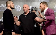 "Khabib Nurmagomedov thách thức Conor McGregor ""diễn trò lố"" tại sự kiện UFC 242"