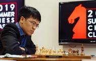 Kỳ thủ Quang Liêm vô địch 3 giải đấu liên tiếp